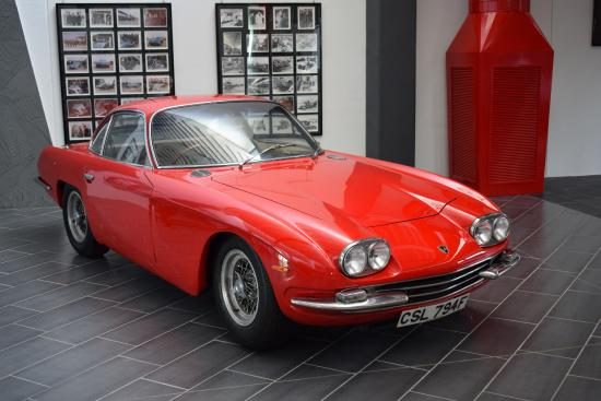The First Lamborghini Car The 350gt Developed As An Alternative