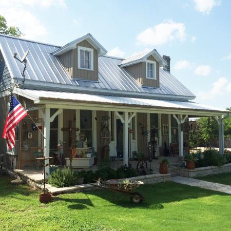 Bluff Dale, TX: The Front Porch