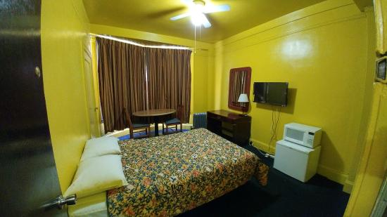 Taylor Hotel: Double room