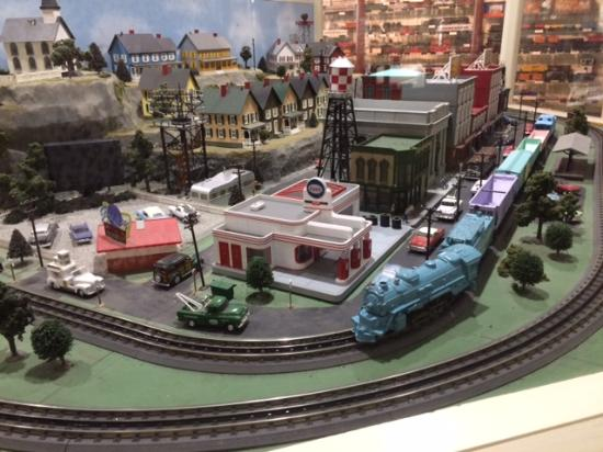 National Toy Train Museum: Operating Layout