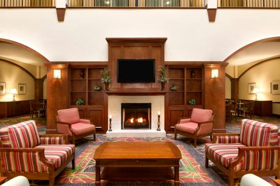 Country Inn & Suites By Carlson, Braselton: Lobby