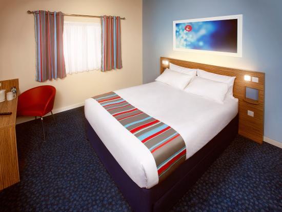 Marston Moretaine, UK: Double Room