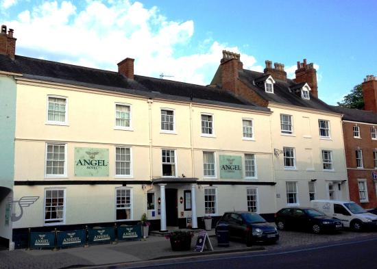 Photo of Angel Hotel Market Harborough