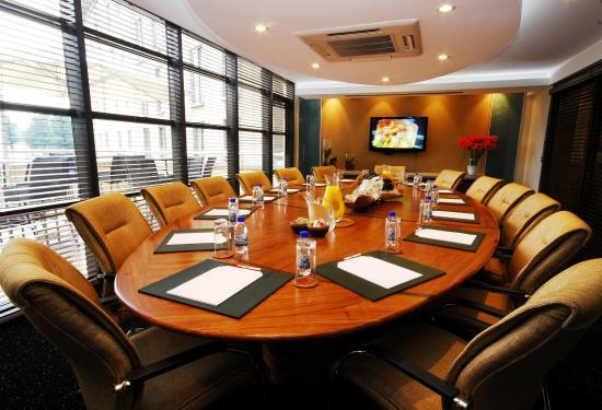 City Lodge Hotel Fourways: CLFourways Main Boardroom