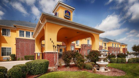 Best Western Fort Worth Inn