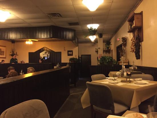 Gun Barrel City, Техас: Vetoni's Italian Food