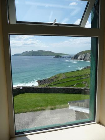 Slea Head Farm B & B: View from our room #1