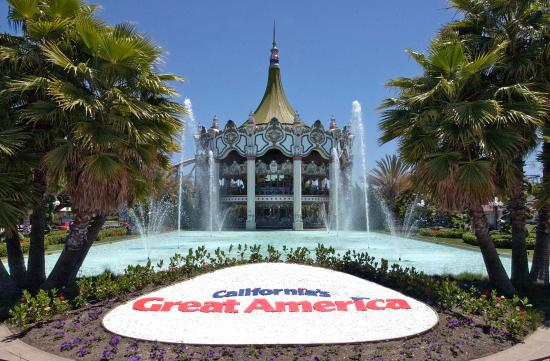Santa Clara, CA: California's Great America theme park