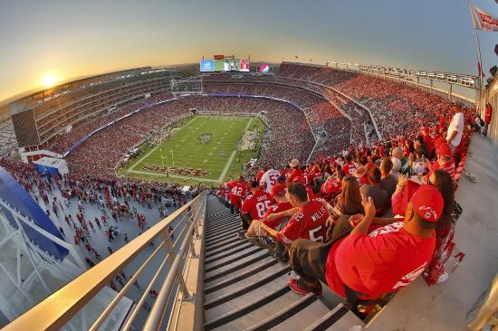 Levi's Stadium SANTA CLARA