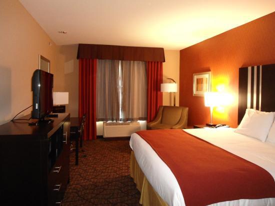 Άλπαϊν, Τέξας: Guest Room