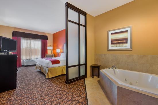 Άλπαϊν, Τέξας: Convenient Suite Feature Nonsmoking Room