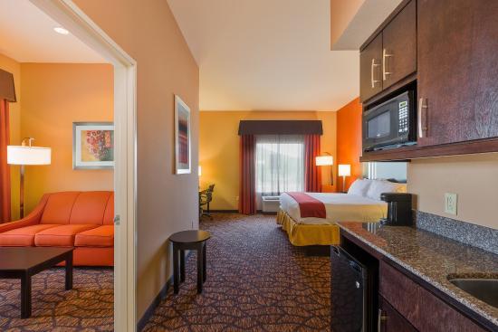 Άλπαϊν, Τέξας: Comfortable King Suite