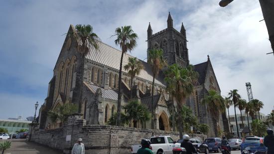 Hamilton, Islas Bermudas: Stunning cathedral