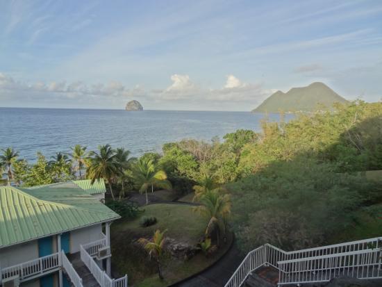 Residence Marine Hotel Diamant: On ne peux pas mieux rêver...
