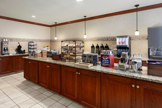 Country Inn & Suites By Carlson, Buffalo South I-90: BSNYBreakfast Room