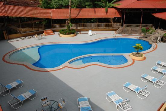 Hotel El Bambu: Pool