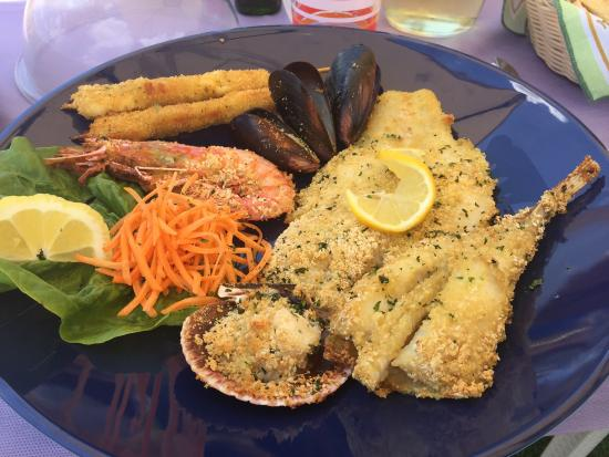 Bagno susanna punta marina terme ristorante recensioni numero di telefono foto tripadvisor - Bagno bologna punta marina ...