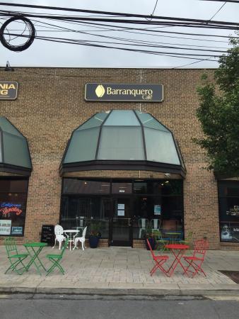 Barranquero Cafe