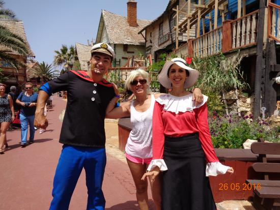 Picture Of Popeye Village Malta