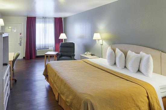 Econo Lodge Downtown South: Guest Room