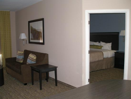 Candlewood Suites Amarillo-Western Crossing: One Bedroom Suite