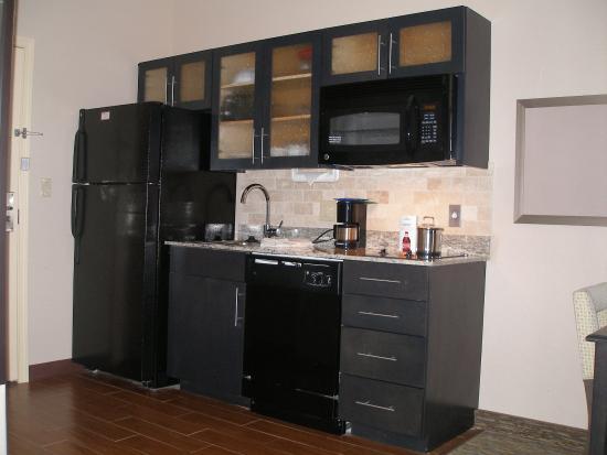 Candlewood Suites Amarillo-Western Crossing: King Studio Kitchen