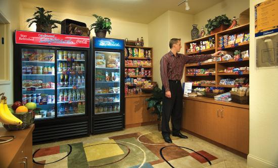 Candlewood Suites Amarillo-Western Crossing: Candlewood Cupboard Open 24 Hours for your Convenience