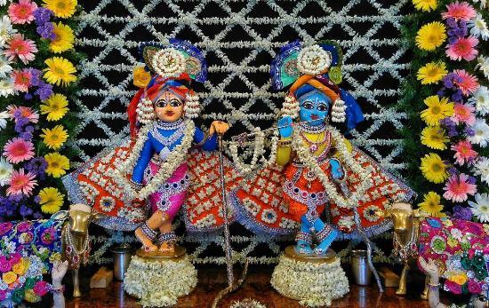 ISKCON Sri Krishna Balarama Temple