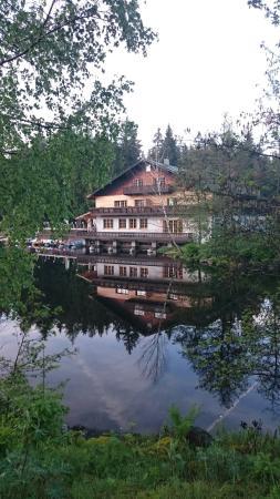 Fichtelberg, Niemcy: Waldhotel am Fichtelsee