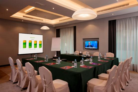 Carlton Downtown Hotel : Meeting Room