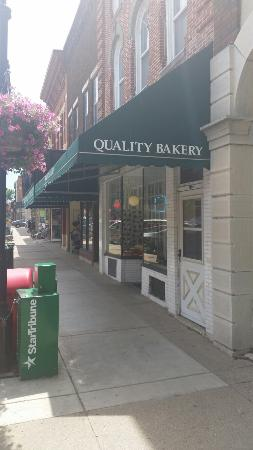 Quality Bakery & Coffee Shop