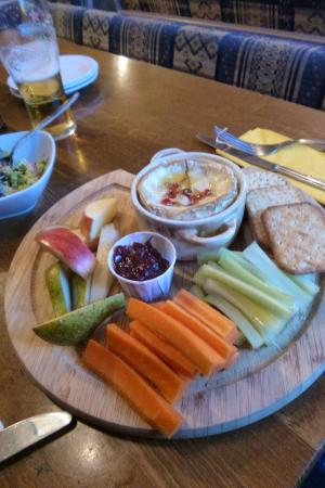 Killinure Chalets: Camembert
