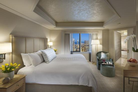 Loews Regency San Francisco: Superior City View King Room