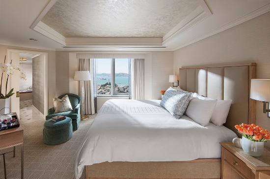 Loews Regency San Francisco: Superior Bay View Queen Room