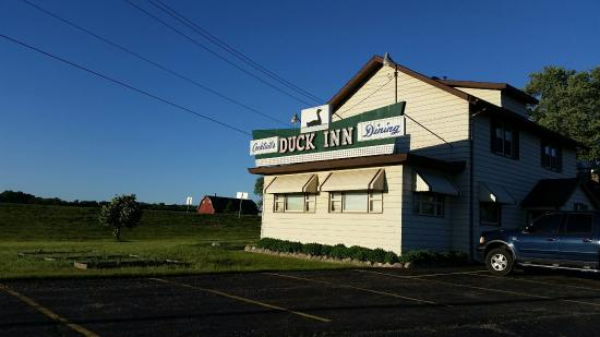 Delavan, WI: Duck Inn Supper Club