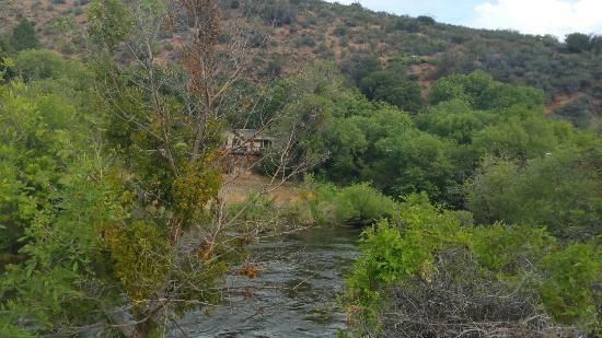 Whispering Pines Lodge: 20160528_170218_large.jpg