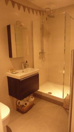 walk in shower lighting. Walk-in Shower; Heated Towel Rail; Cabinet With Hidden Lighting Over Sink; WC - Picture Of Birkfield House Boutique B\u0026B, Holt TripAdvisor Walk In Shower