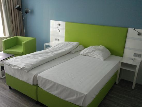 EHM Hotel Sindelfingen City: Új bútorok és frissen festett falak