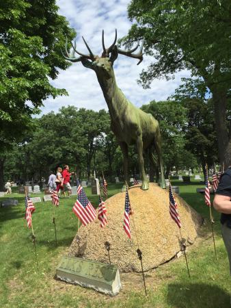 Lakewood Cemetery: Memorial Day 2016