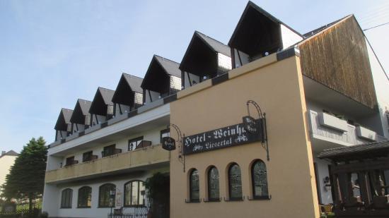 Hotel-Weinhaus Liesertal
