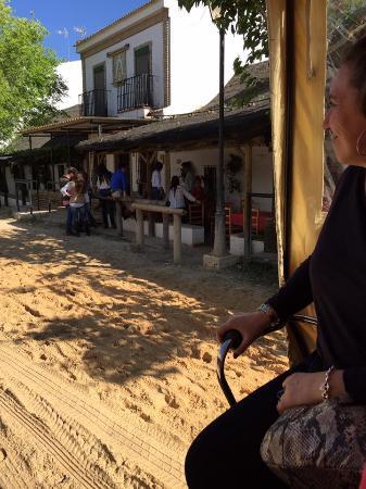 Almonte, Spain: el pueblo