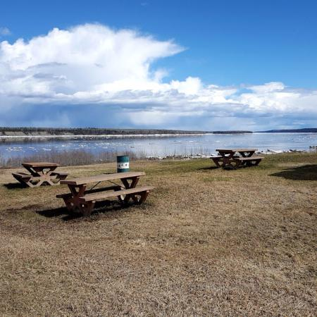 Fort Simpson, Canada: Picnic site