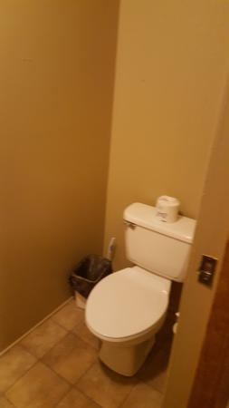 Prospectors RV Resort Bunkhouse Cabin 7 Bathroom