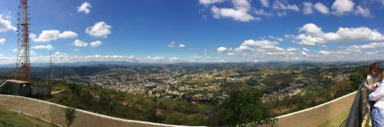 Vista panorâmica de Itabirito
