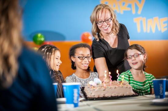 Birthday Parties Picture of LaunchPad Trampoline Park Edmonton
