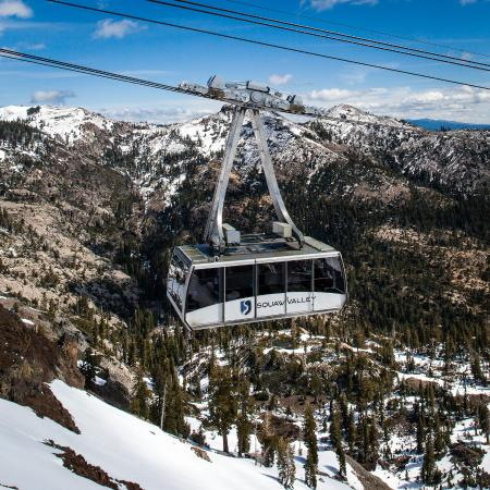 Squaw Valley Aerial Tram Olympic Valley 2019 All You