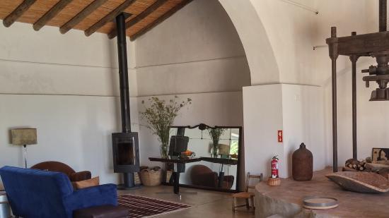 Companhia das Culturas: Lounge