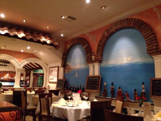La Riviera Restaurant Glasgow