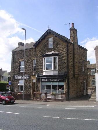 Bosco's Coffee Shop