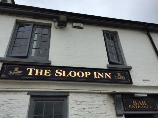 The Sloop Inn: Romantic Bantham ...